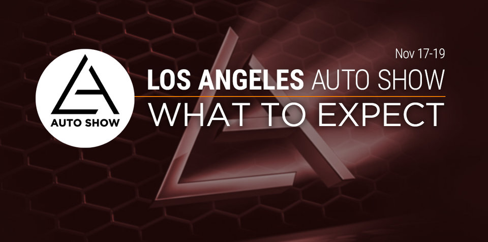 2015 Los Angeles auto show:: what to expect