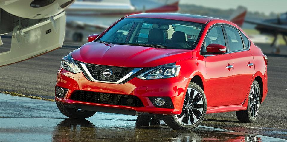 Nissan Sentra facelift previews possible Pulsar update