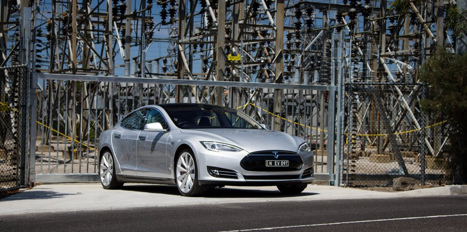 Tesla Model S drops 85kWh battery from range