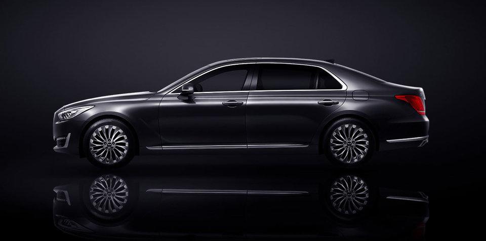 Genesis claims customer service is the next luxury battleground