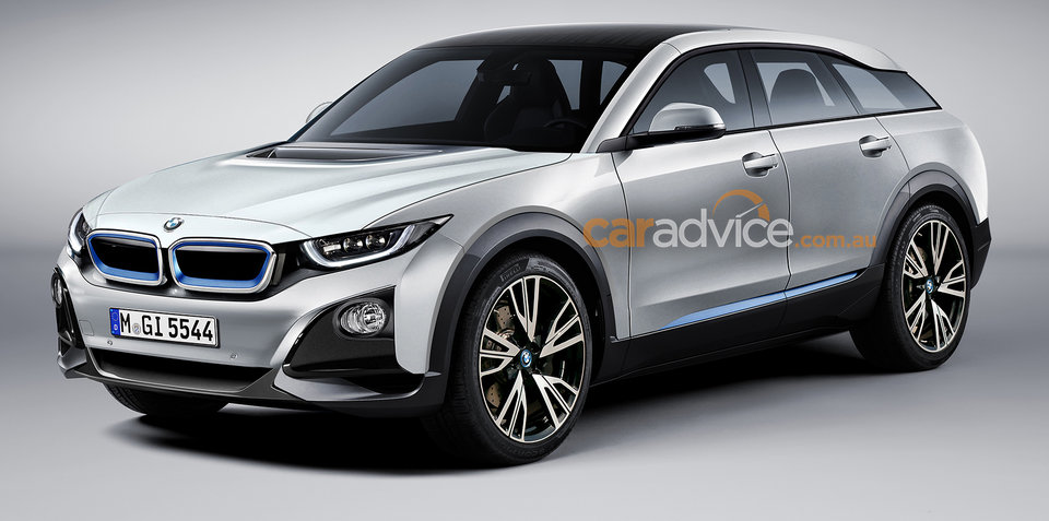 BMW i5 SUV rendered:: Will BMW tackle growing electric SUV segment?