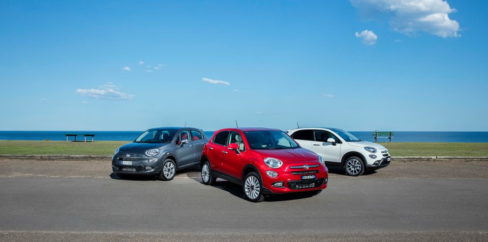 2016 Fiat 500X pricing and specifications
