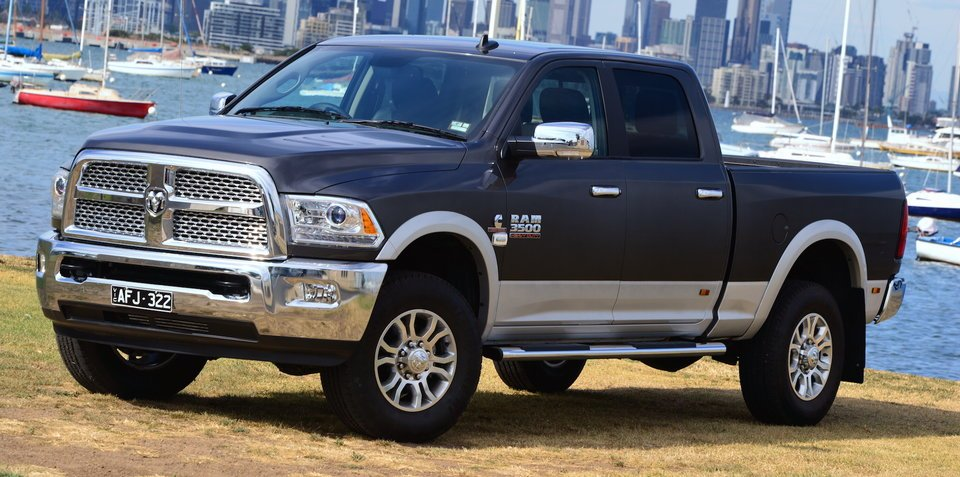 2016 Ram 3500, 2500 recalled by American Special Vehicles