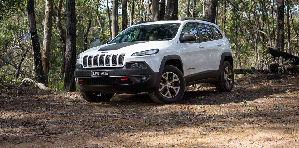 2014-15 Jeep Cherokee recalled for wiring fix - UPDATE