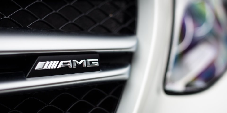 Mercedes-AMG pickup not part of utility line-up