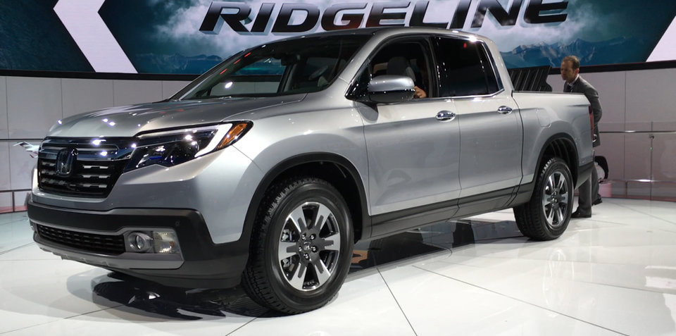 Honda Australia hoping for a large SUV and ute, but ...