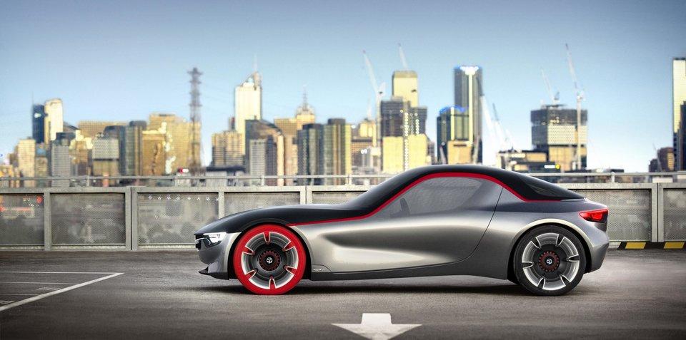 Opel GT Concept:: an Aussie-built Geneva motor show star - UPDATED