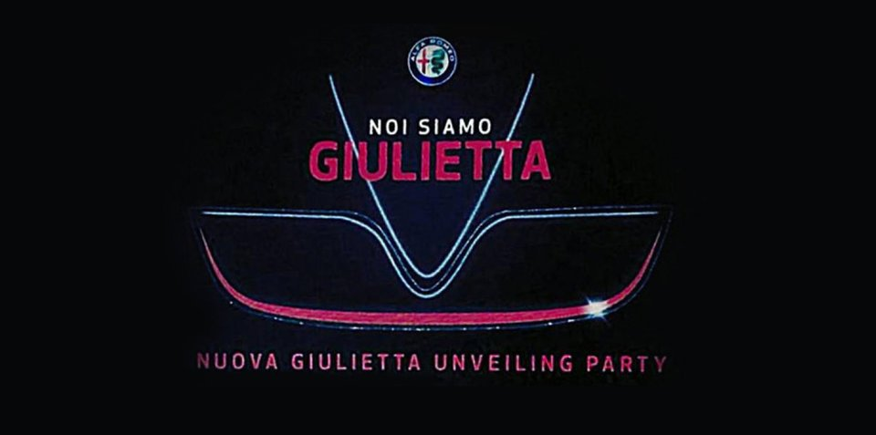 2017 Alfa Romeo Giulietta facelift teased, Australian launch later this year