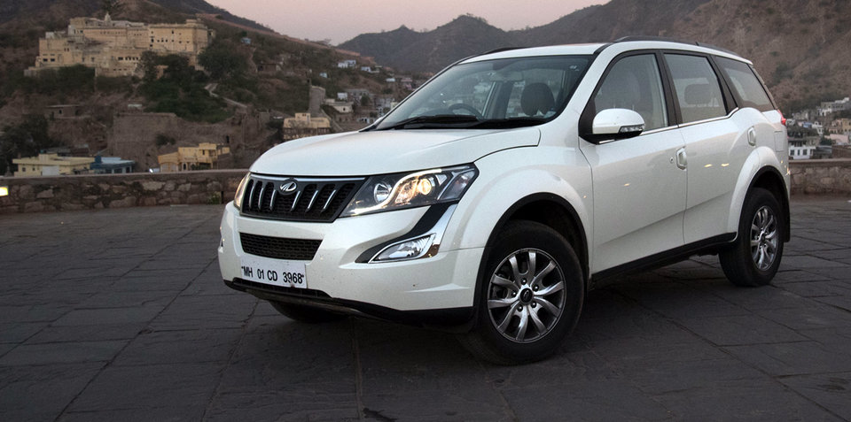 2016 Mahindra Xuv500 Released In Australia New Design