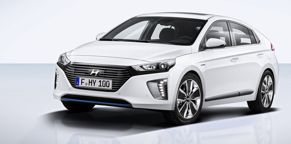 2017 Hyundai Ioniq PHEV: Australian launch moves to next year, plug-in now in focus