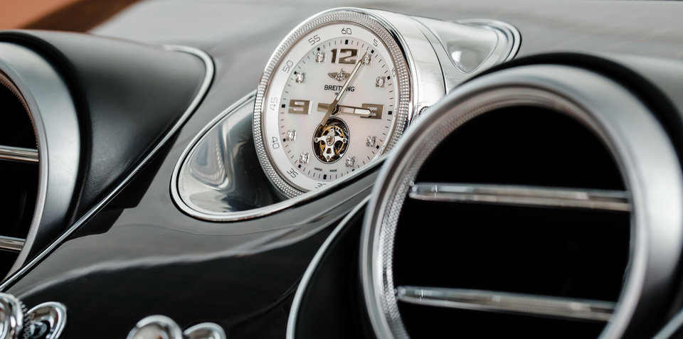 Bentley Bentayga To Carry World S Most Expensive In Car Option