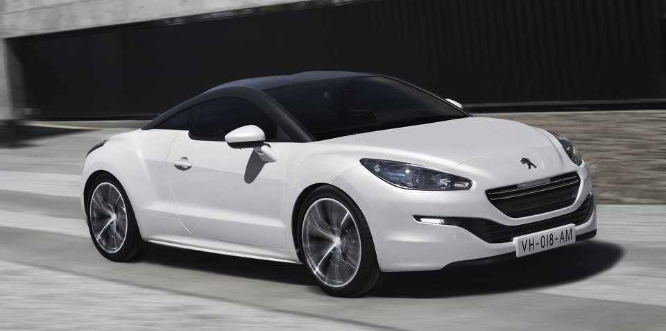 2016 Peugeot RCZ Australian price slashed to $49,990 drive-away in final runout