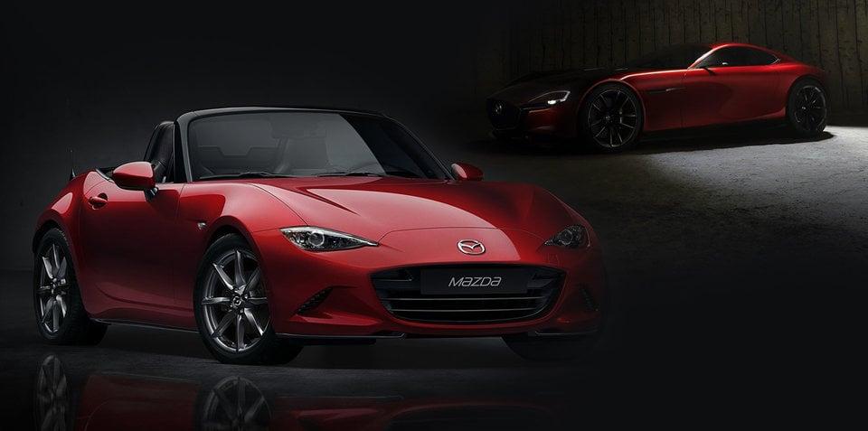 Mazda MX-5 AWD, new turbo rotary hero both 'possible'