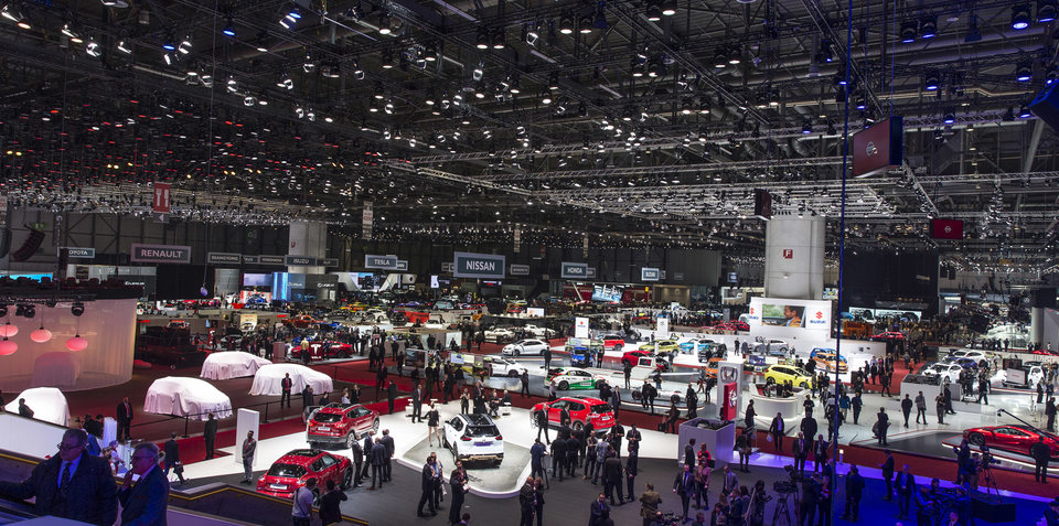 2016 Geneva motor show gallery — UPDATED