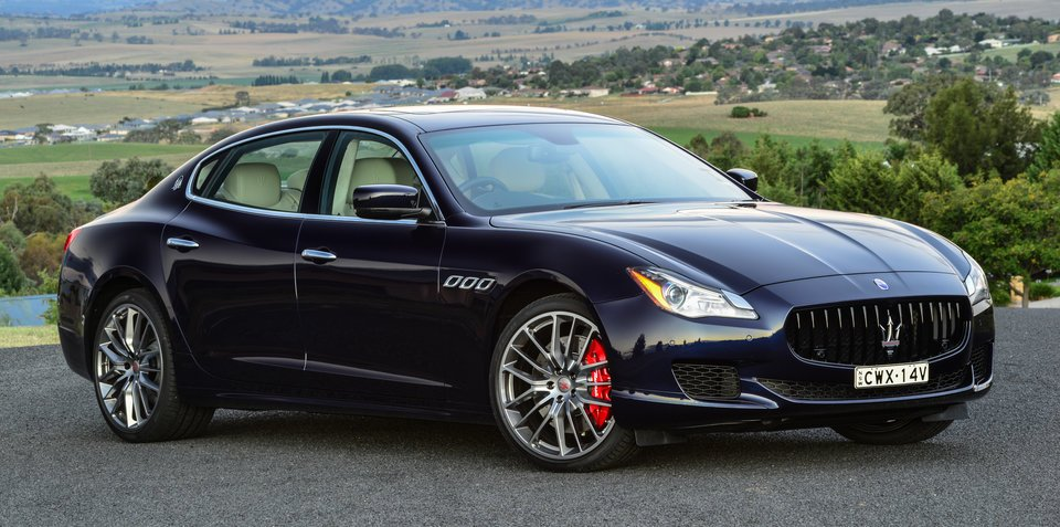Maserati Quattroporte and Ghibli recalled for accelerator pedal issue