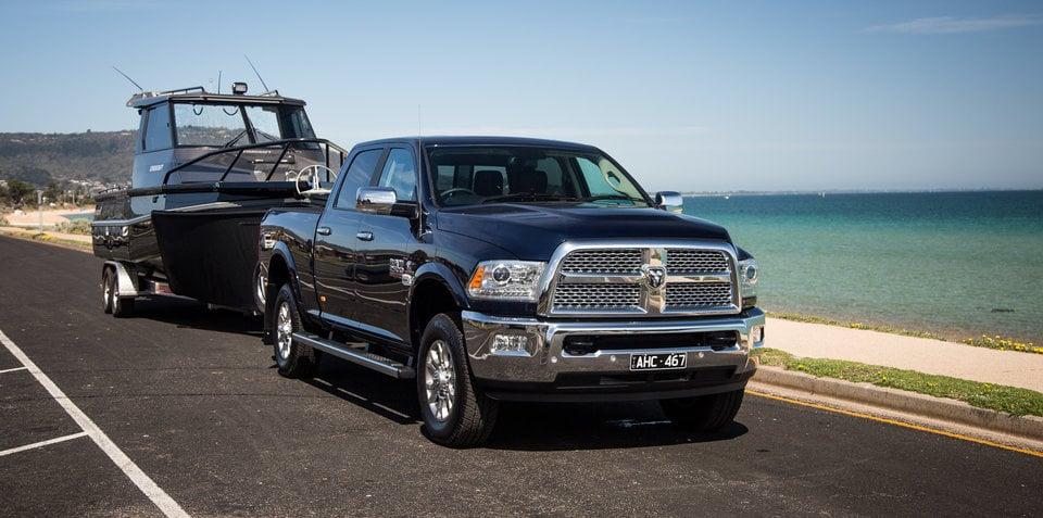 Ram Trucks drive-away deals announced