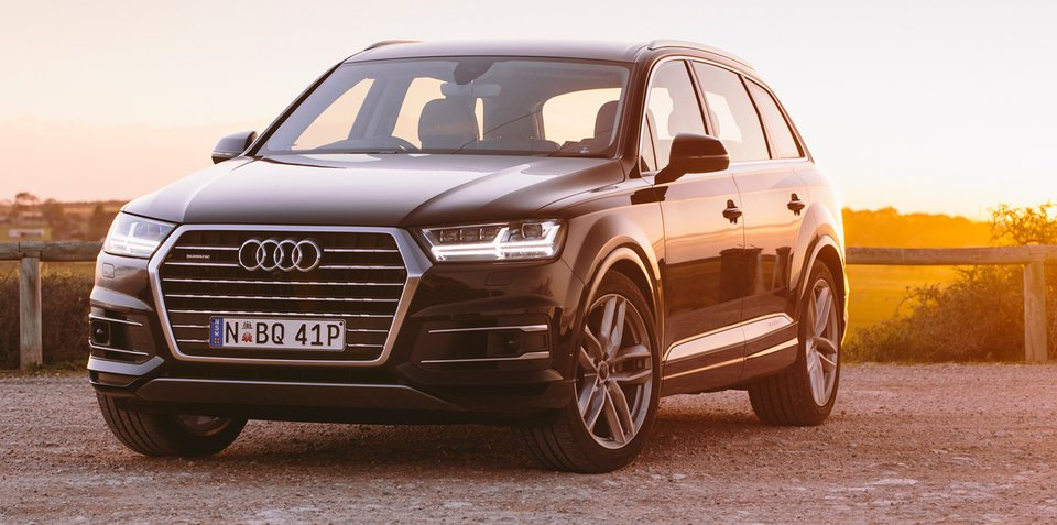 2016 Audi Q7 3.0 TDI 160kW pricing and specifications: New entry model joins popular SUV range