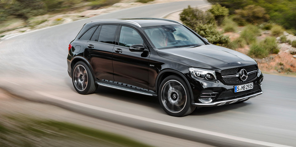 Mercedes-Benz SUV range is 'filling the final holes', but there will be more holes