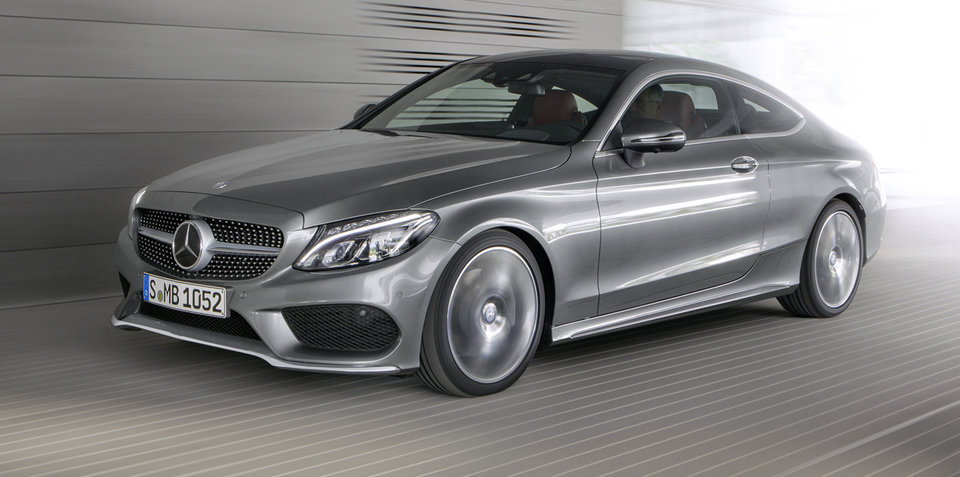Mercedes-Benz Australia expecting product offensive from competitors