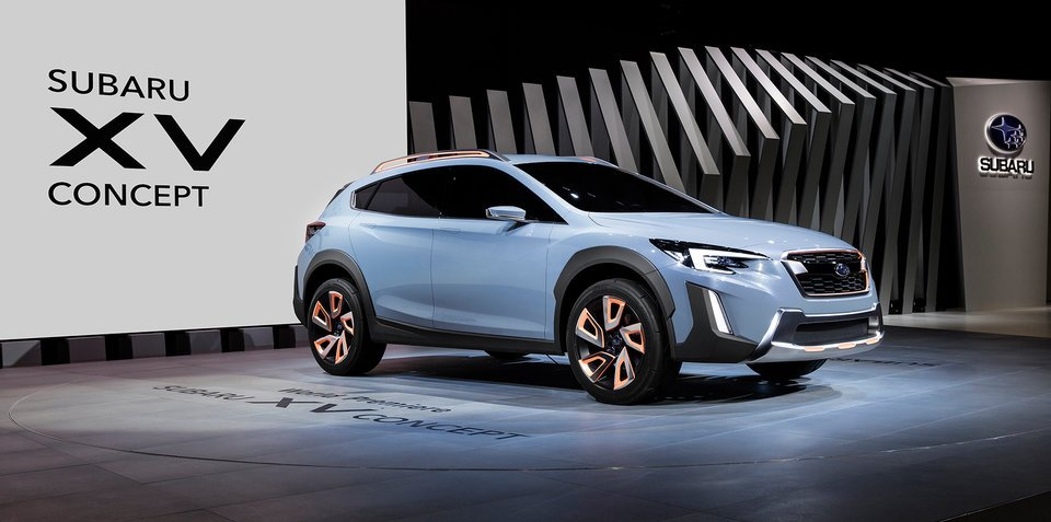Subaru XV replacement due mid-2017, will follow same ...