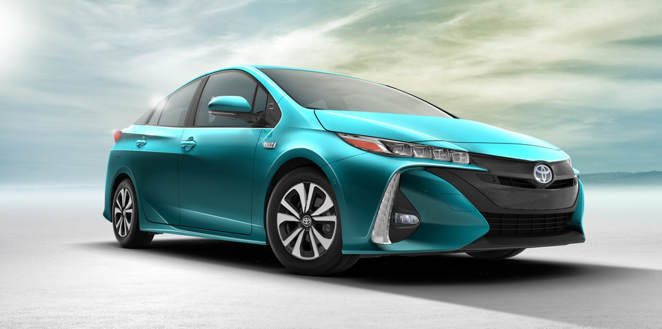 Toyota research claims Australians aren't ready for PHEVs