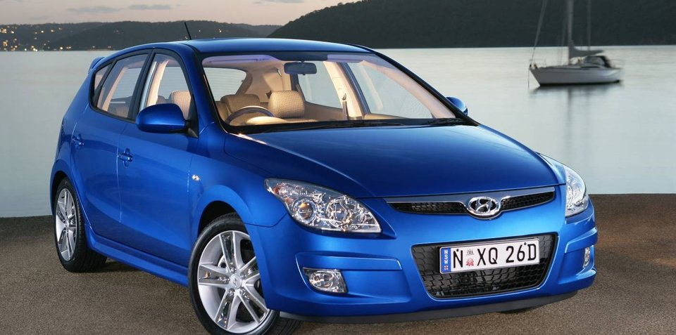 Hyundai i30 recall:: more than 37,000 Australian examples affected over possible ESC fault