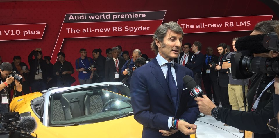 New Audi quattro GmbH chief Winkelmann strategising to catch AMG