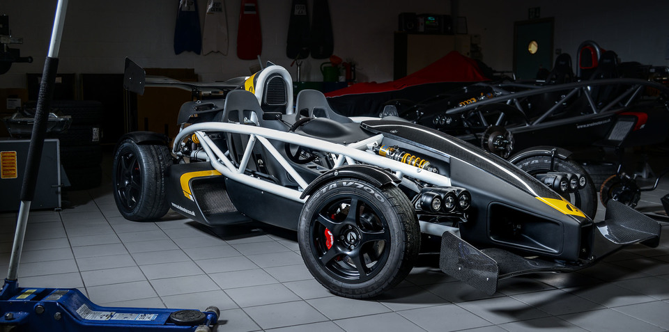 Ariel renews exclusive engine supply agreement with Honda