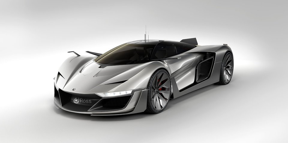 Bell & Ross Aero GT concept unveiled