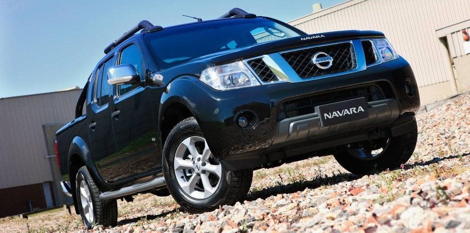 Nissan D40 Navara joins Takata airbag recall in Australia