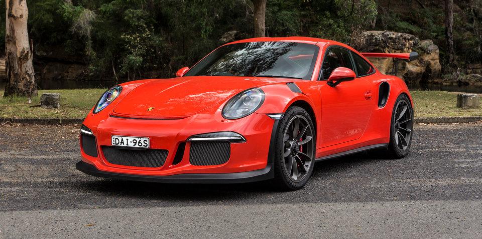 2016 Porsche 911 GT3 RS Review