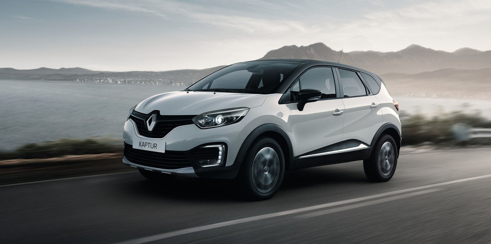 Renault Kaptur unveiled:: A longer, wider Captur only for Russia