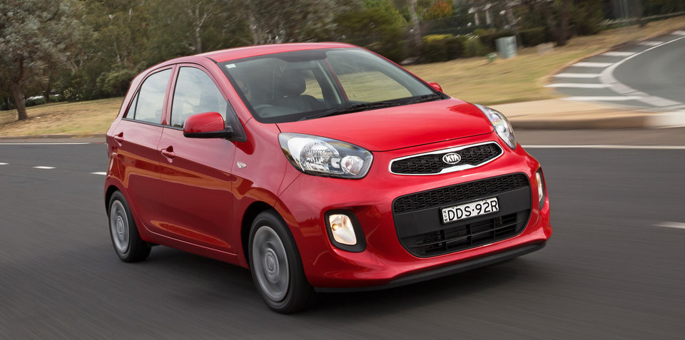 Kia Picanto will outsell all rivals, says company