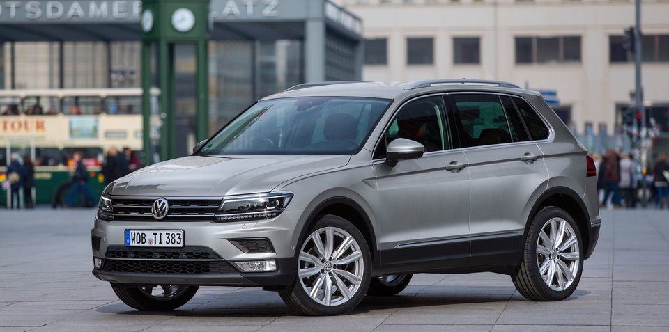 2017 volkswagen tiguan pricing and specifications. Black Bedroom Furniture Sets. Home Design Ideas