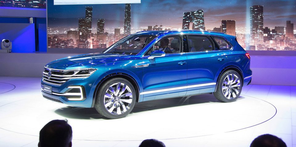 Volkswagen Australia promises five new SUVs by end of 2018