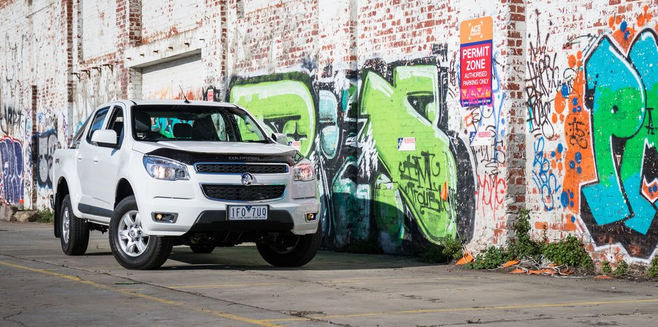 Holden Colorado LS-X edition revived