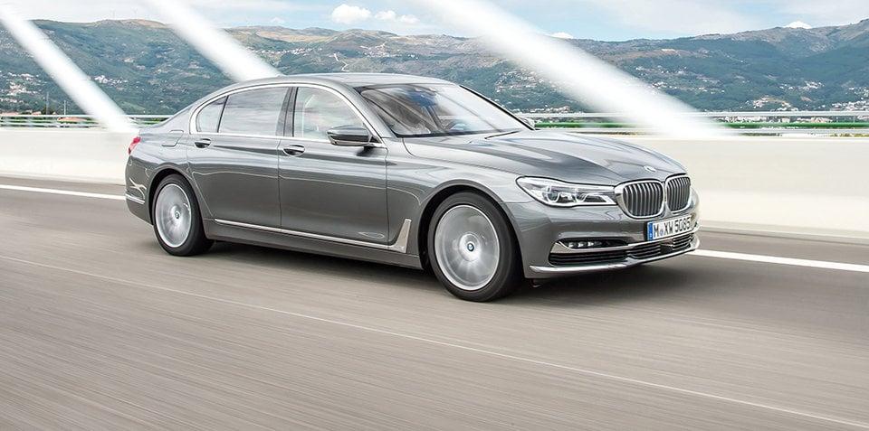BMW 750d xDrive debuts quad-turbo diesel, no-go for Australia