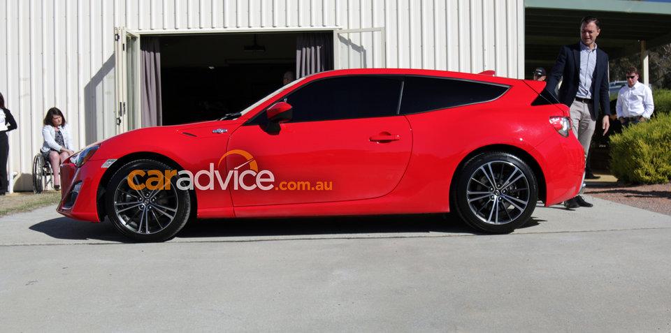 Toyota 86 Shooting Brake Concept Revealed In Australia Caradvice