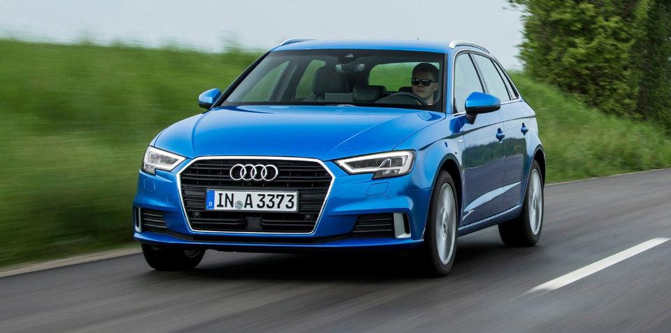 2017 Audi A3:: Australian line-up detailed