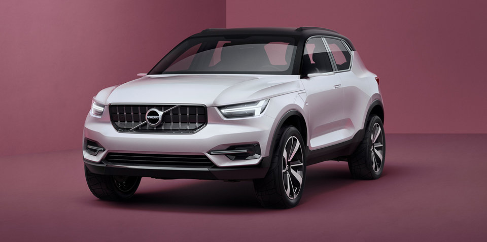 Volvo XC40 key to brand's growth plans: CEO