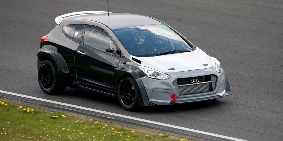 Hyundai i30 N prototype will run in Nurburgring 24-Hour race