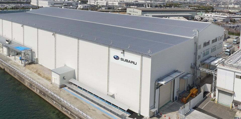 Subaru Corporation:: Fuji Heavy Industries renamed after 62 years