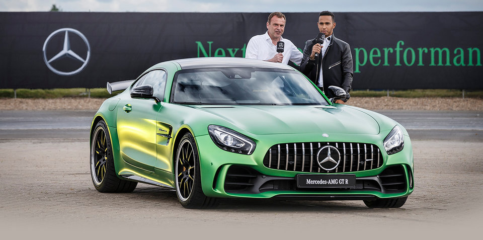 Mercedes-AMG GT:: Australia to get three variants, New 'Black Series' also rumoured