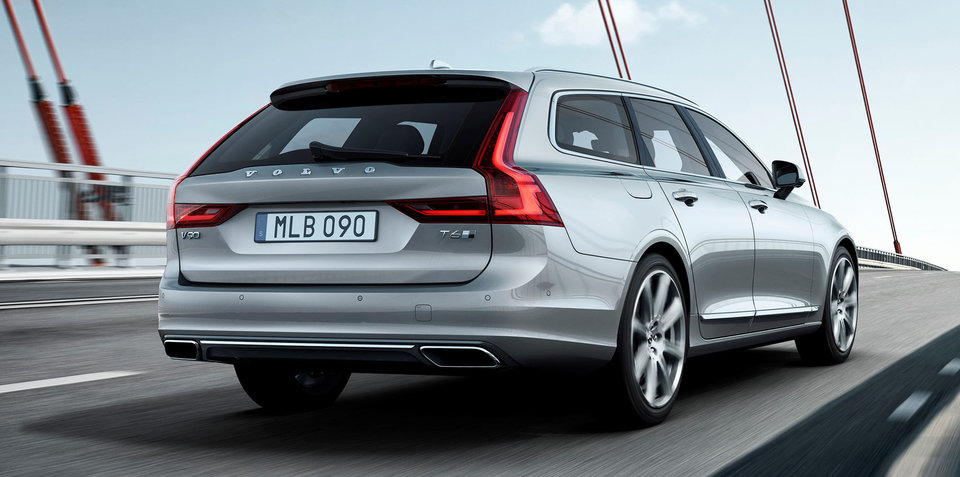 "Volvo V90: ""No final word"" on wagon's arrival"