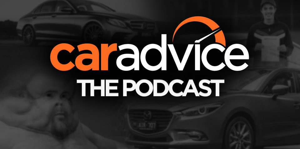 CarAdvice Podcast episode 14: Old mate Graham, Driver training, new E-Class, and much more
