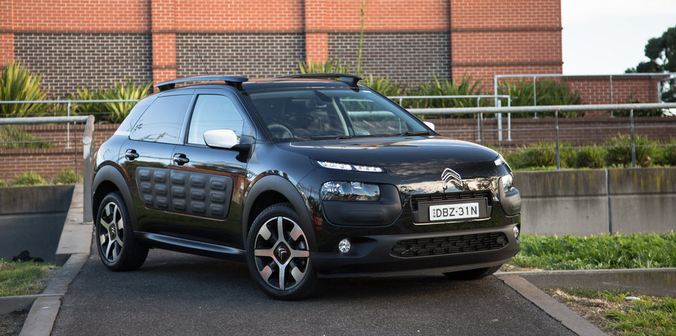 2016 Citroen C4 Cactus recalled for bumper fix