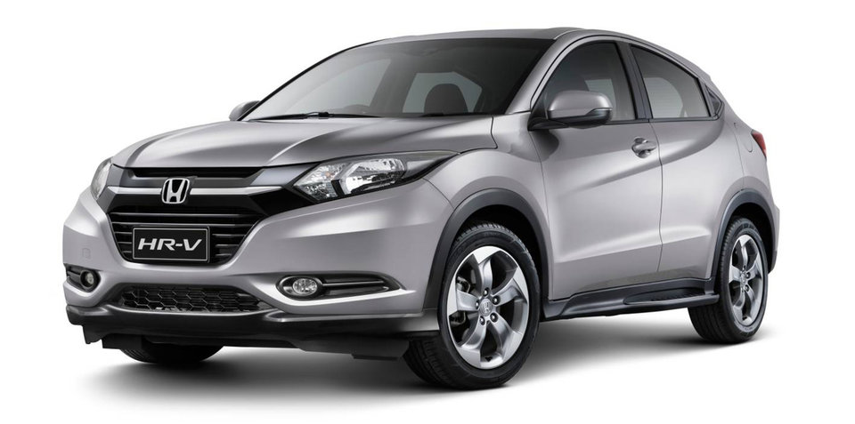 2016 Honda HR-V LE, City LE on sale in Australia: Tweaked styling and more kit for new limited editions