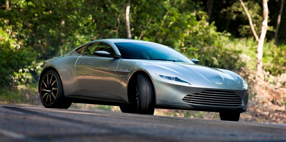 2018 Aston Martin Vantage Will Blow The Db10 Away