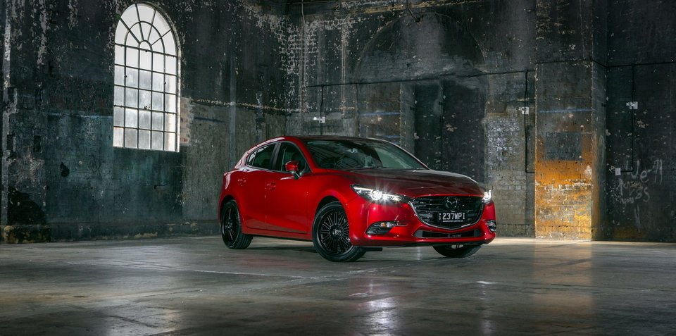 January 2017 new vehicle sales in Australia