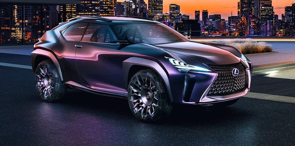 Lexus Australia keen on UX compact SUV